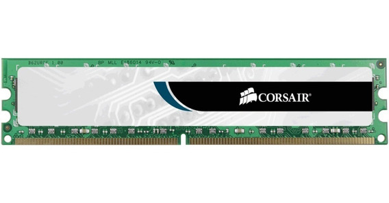 Memoria Ddr3 Corsair 8gb 1333 Mhz Value