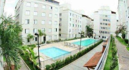 Apartamento À Venda, 68 M² Por R$ 252.000,00 - Vila Regina - São Paulo/sp - Ap7693