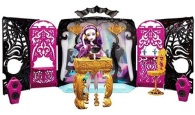 Festa Quarto Com Boneca 13 Desejos - Monster High - Mattel