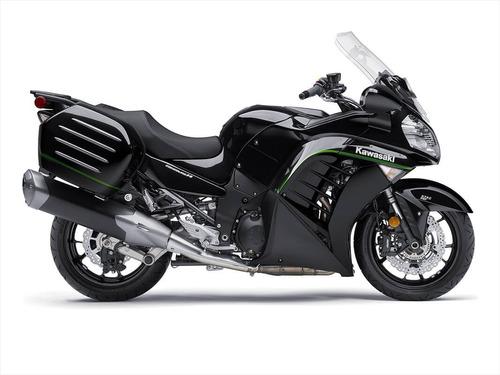 Imagen 1 de 10 de Moto Kawasaki Concours 1400 Abs