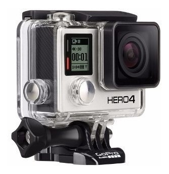Gopro Hero 4 Black Edition Go Pro Hero4 Original 12mp 4k