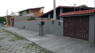 Vendo Casa Com Terreno Lado Praia Itanhaém Litoral Sul D Sp