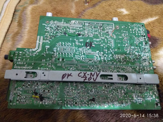 Placa Principal Do Aparelho De Som Aiwa Cx - Nv 70u