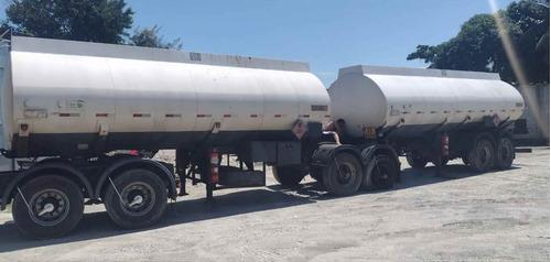 Imagem 1 de 3 de Carreta Bitrem Tanque Aço