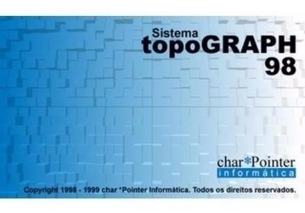 Topograph 98 Se + Curso Completo - Turorial