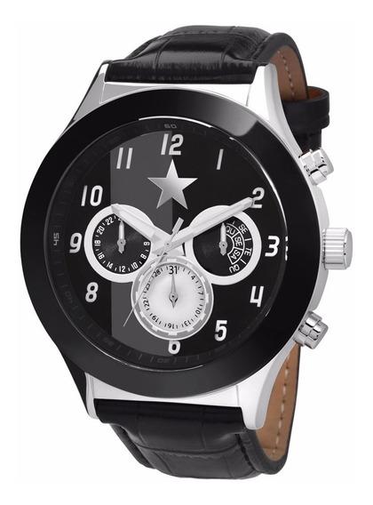 Relógio Botafogo Masculino Oficial Technos Botvx9jaa/3p