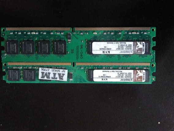 Memória Ram Ddr2 667 Mhz