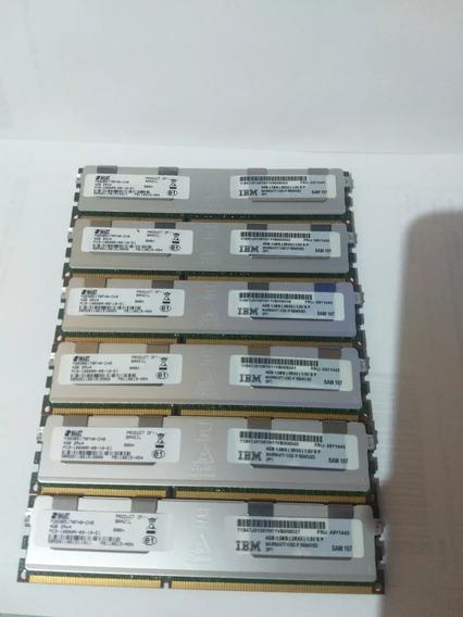Memoria Smart 4gb 2rx4 Pc3 10600r Kit Com 10 Unidades
