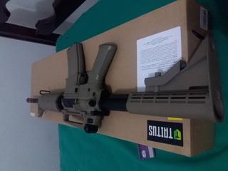 Rifle De Airsoft Aeg M4a1 Cm503 Tan - Cyma