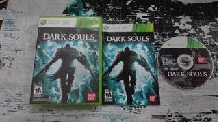 Dark Souls Completo Para Xbox 360,funcionando Perfectamente