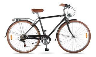 Bicicleta Paseo Aurora Mondo Rodado 28 6v Shimano + Linga