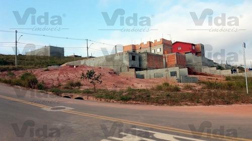 Imagem 1 de 6 de Terreno Em Alto De Santa Lúcia  -  Carapicuíba - 33731