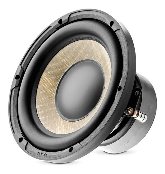 Focal Subwoofer Expert P20f 8 Pulg. Made In France 500w Max