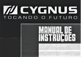 Manual Cp400 / Sl400 Cygnus