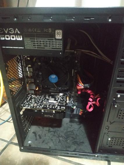 Computador Gamer Rx 580 4 Gb.