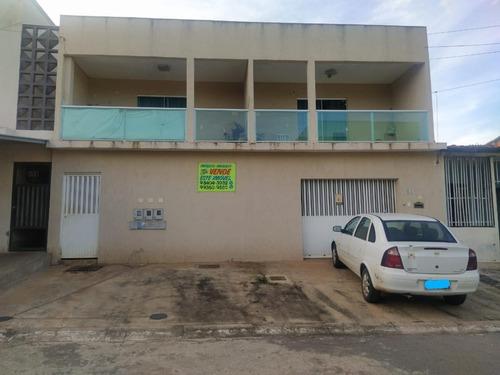 Prédio Para Venda Em Ra Xiv São Sebastião, Residencial Oeste, 3 Dormitórios, 2 Suítes, 2 Banheiros, 1 Vaga - M0372_1-1750088