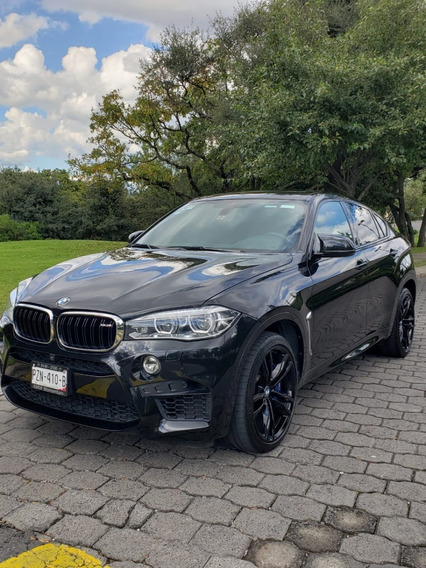 Bmw X6m Black Fire 2018