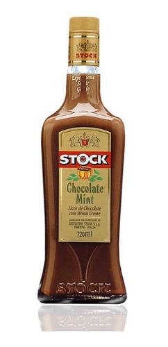 Licor Stock Chocolate Mint 720ml