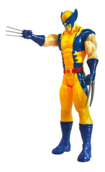 Wolverine Marvel 30 Cm Articulado (pronta Entrega)