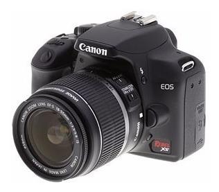 Câmera Canon Eos Rebel Xs1000d Com Lente Efs-18-55mm