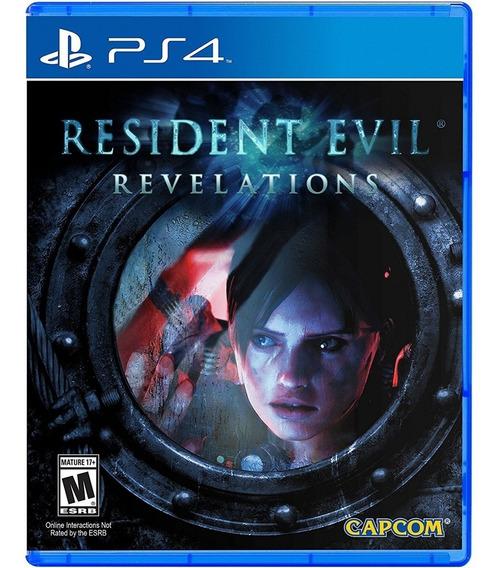 Resident Evil: Revelations Ps4 Lacrado