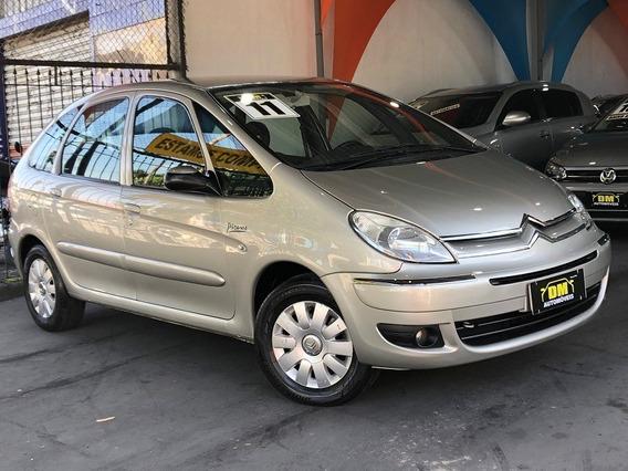 Citroën Xsara Picasso Glx 1.6 2011 Completa