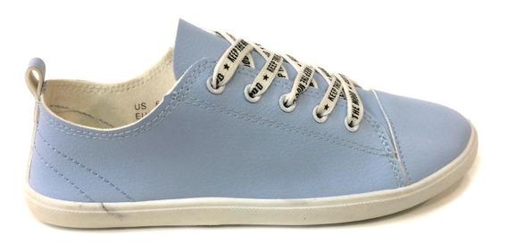 Zapatos Actitud Para Damas Originales - Ac160503 Lt Blue