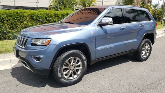 Jeep Grand Cherokee Limited 4g Plus 4x4