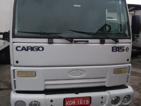Ford Cargo 815 Chassis Ano 2009