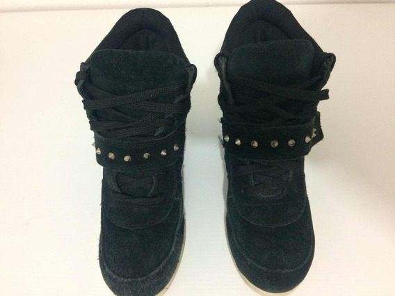 Tênis Sneaker Artwalka Cano Alto Velcro
