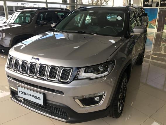 Jeep Compass Limited Plus Gris 2020 Oferta Online