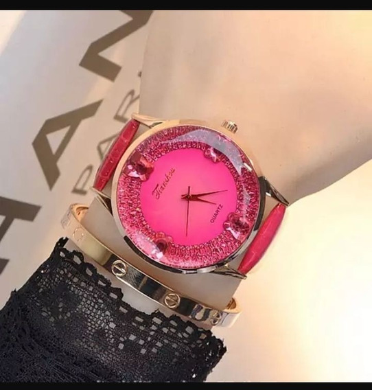 Relógio Feminino Quartz Lindo