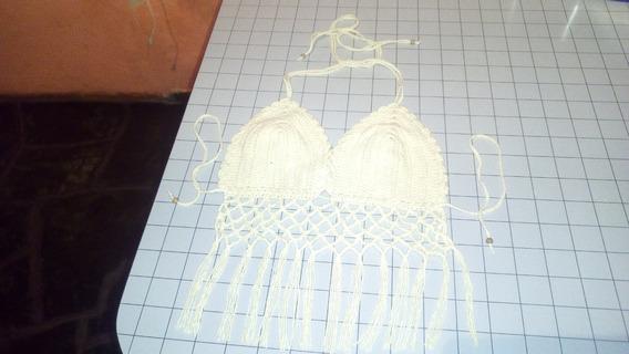 Crop Top Tejidos A Crochet