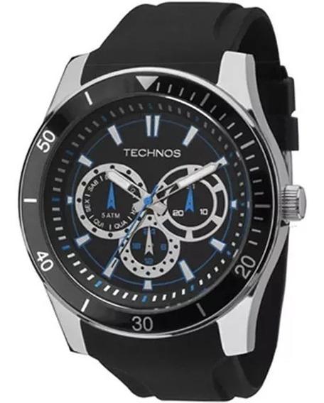 Relógio Technos Masculino Esporte 6p29aiq/8p C/garantia E Nf