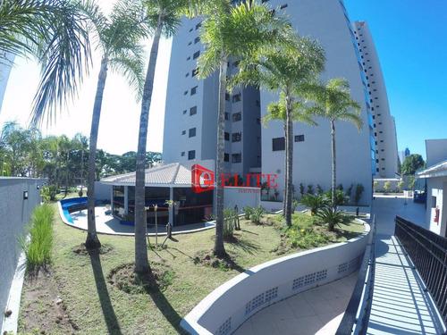 Imagem 1 de 30 de Apartamento Com 4 Dormitórios À Venda, 123 M² Por R$ 580.000,00 - Bosque Dos Eucaliptos - São José Dos Campos/sp - Ap4085