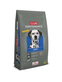 Ração Club Performance Light De 2,5kg Da Royal Canin