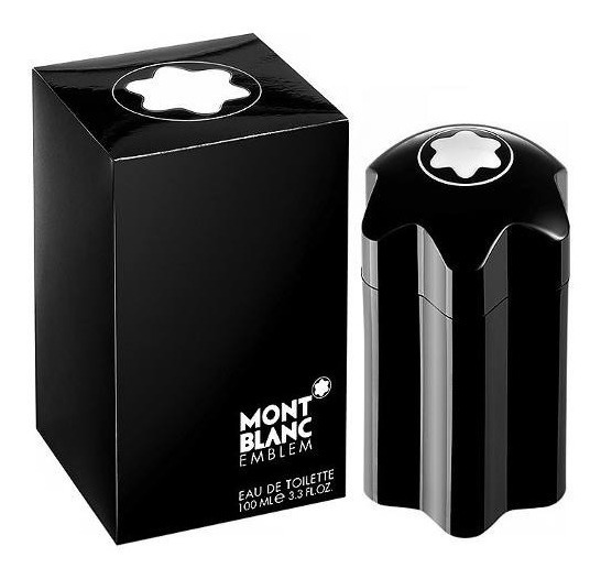 Perfume Mont Blanc Emblem 100ml - 100% Original E Lacrado