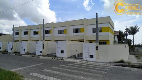 Sobrado  Com 2 Dormitório(s) Localizado(a) No Bairro Nossa Senhora Da Paz Em Balneário Piçarras / Balneário Piçarras  - 381