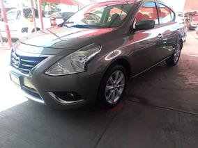 Excelente Nissan Versa Advance Aut. 2015 Factura De Agencia