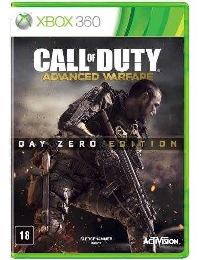 Call Of Duty: Advanced Warfare Para Xbox 360 E Xbox One Cd