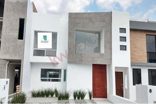 Casa En Venta En Preserve Juriquilla, Querétaro