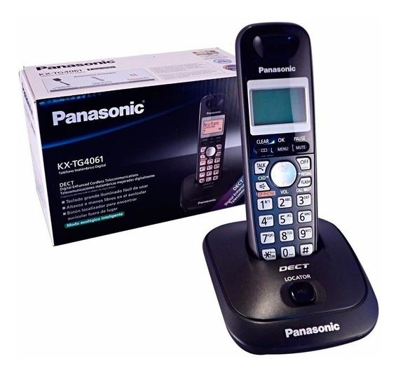 Original Panasonic Telefono Inalambrico Kxtg4061lat