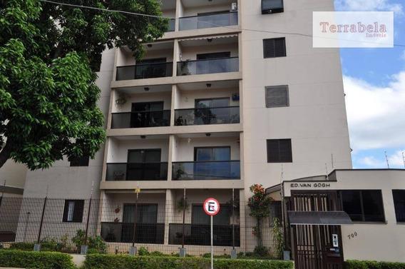 Lindo Apartamento De Cobertura À Venda Em Valinhos Condomínio Van Goghi - Co0004
