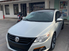 Volkswagen Cc 3.6 Tiptronic Piel Qc At 2010