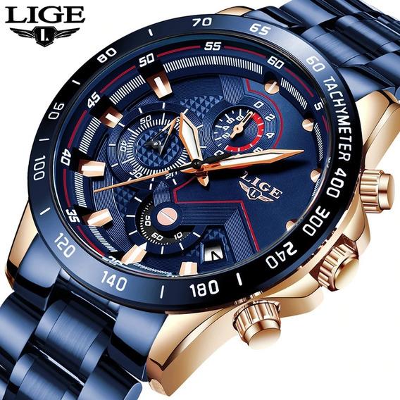 Relógio De Luxu Lige