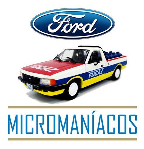 Imagem 1 de 5 de Ford Pampa - Distribuidora De Gás - Altaya - Frete Grátis