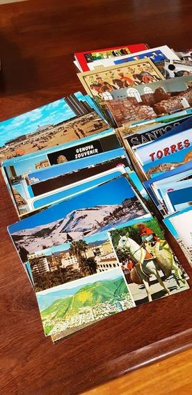 Lote De Tarjetas Postales Y Navidad Unicef