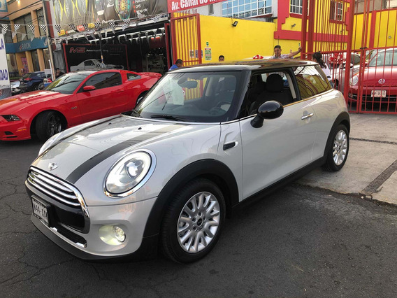 Mini Cooper Chilli, Automático, 3 Cil, Equipado, Impecable