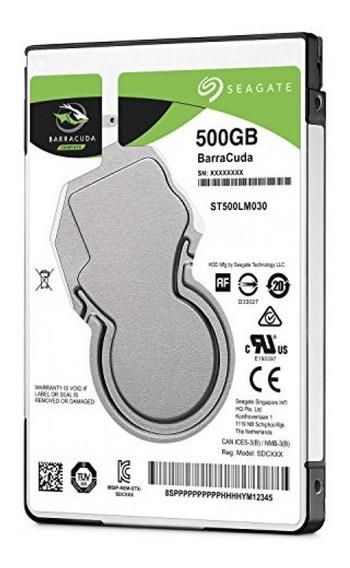 Hd Notebook 500gb Seagate Interno Sata 3 Ps3 Xbox 360 Ps4