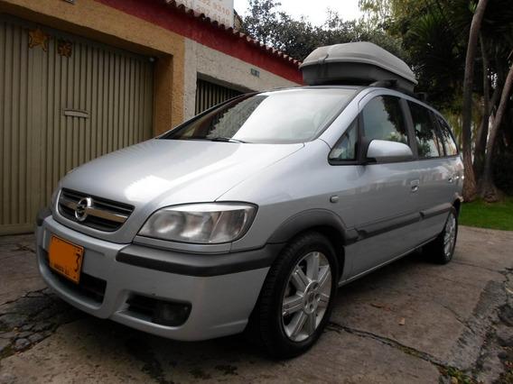 Chevrolet Zafira Gls 7 Puestos
